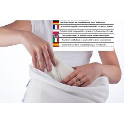 Sitzsackbezug Relax Point - Dunkel Rot